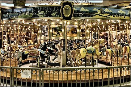Playland Pier Carousel